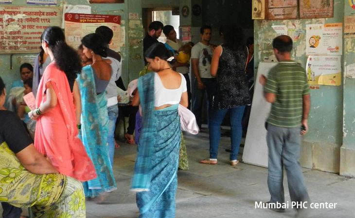 Mumbai Primary Health Centre (PHC)