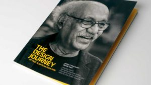 Prof. Sudhakar Nadkarni book - The design journey