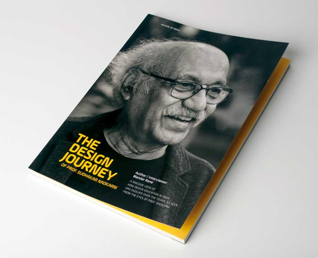 Prof. Sudhakar Nadkarni book - The design journey